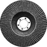 Диск наждачный лепестковый, 125 м  (P80)