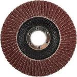 Круг лепестковый торцевой 125*22 Р80