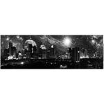 Панель  Фартук Ночной Город 2030х695х3мм