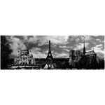 Панель Фартук Париж Эйфелева башня (2070х695х3мм)