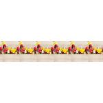 Панель  Фартук Романтика 3000х600х1.3мм