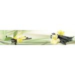 Панель  Фартук Цветы ванили 3000х600х1.5мм