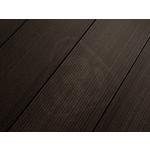 Доска террасная Темно-Коричневая (6000x163x25), SW Salix