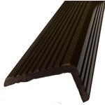 Угол  коричневый  (3000х70х35 мм) брашированный DOS