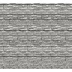 Сайдинг Сланец Светло-серый (2000 *225мм.)