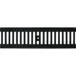 Решетка чугунная щелевая РВ 50*13,6см  DN 100