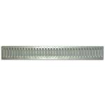 Решетка штампованная стальная РВ 100*13,6см   DN 100