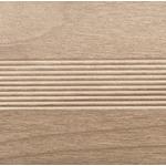 Кант полукруглый 40мм,0.9м Дуб жемчужный