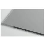Монолитный поликарбонат 2мм 2,05*3,05м Серый