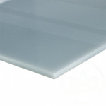 Монолитный поликарбонат 10мм  2,05*3,05м Опал (Белый)