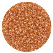 Бисер Тайвань (уп. 10 г) 0130 оранжевый перламутровый
