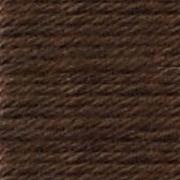 Пряжа Сирень 25 г / 215 м, 3704 коричн.