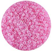 Бисер Тайвань (уп. 10 г) 0151 розовый перламутровый