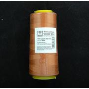 Нитки п/э №20/2 Микрон 900 м №446 рыжий