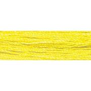 Нитки п/э №40/2 Aquarelle №005 желтый