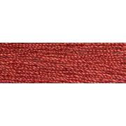 Нитки п/э №40/2 Aquarelle №060 красно-коричневый