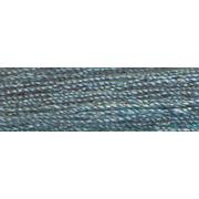 Нитки п/э №40/2 Aquarelle №121 серо-бирюзовый