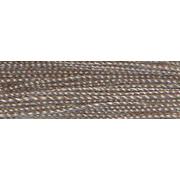 Нитки п/э №40/2 Aquarelle №185 бежево-серый