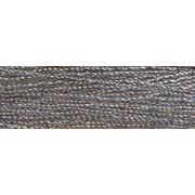 Нитки п/э №40/2 Aquarelle №187 т. серый
