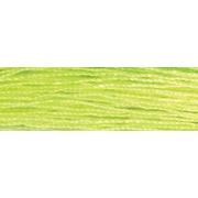 Нитки п/э №40/2 Aquarelle №303 + лимонный неон