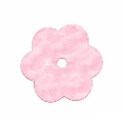Пайетки «фигурки» Астра цветочки 10 мм (уп. 10 г) 30 персик