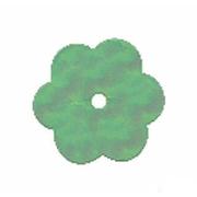 Пайетки «фигурки» Астра цветочки 10 мм (уп. 10 г) 85 салатов.