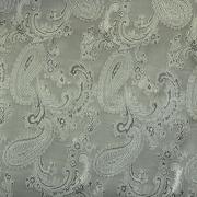 Ткань подкл. вискоза 48%; п/э 52%, №039 серый (огурцы)