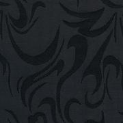 Ткань подкл. вискоза 48%; п/э 52%, №104 черный (абстракция)