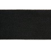 Ременная лента Китай 40 мм (рул. 100 м) облегч. черн.