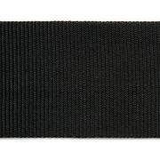 Ременная лента Китай 50 мм (рул. 100 м) облегч. черн.