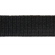Ременная лента Китай 20 мм (рул. 50 м) черн.