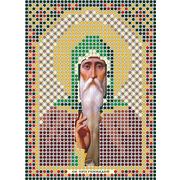 Рисунок на габардине А6 иконы БИС ММ 038 Генадий 7,5*10,5 см