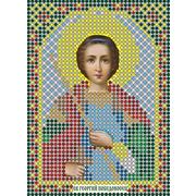 Рисунок на габардине А6 иконы БИС ММ 064 Георгий 7,5*10,5 см