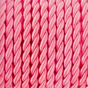 Шнур витой GC-043C (уп. 9,1 м) №014 розовый