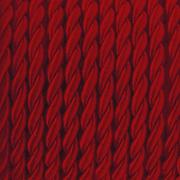 Шнур витой GC-043C (уп. 9,1 м) №026 красн.