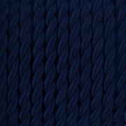 Шнур витой GC-043C (уп. 9,1 м) №038 т.-синий