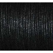 Шнур вощеный 1 мм Гамма JB-01 (уп. 100 м) №039 черный