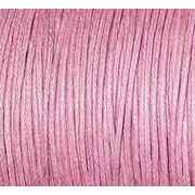Шнур вощеный 1 мм Гамма JB-01 (уп. 100 м) №138 розовый