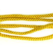 Шнур капрон плоский 1с19 (уп. 50 м) желтый