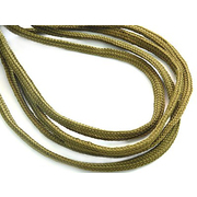 Шнур толстый В340 6 мм (уп. 100 м) №268 оливков.
