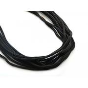 Шнур тонкий В635 4 мм (уп 100м)  черный