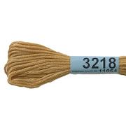 Мулине х/б 8 м Гамма, 3218 св.-горчичный