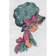 Набор для вышивания Кларт 8-179 «Мамина дочка» 19*22 см