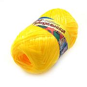Пряжа Хозяюшка-рукодельница Для души и душа, 50 г / 200 м, №36 ярко-жёлтый