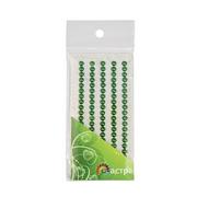 Полубусы клеевые  5 мм жемчуг 7704131 (уп. 84 шт.) 47 зеленый