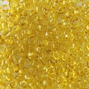 Бисер Preciosa Чехия (уп. 5 г) 01151 желто-зеленый прозрачный