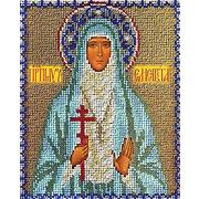 Набор для выш. ювел. бисером Кроше В-320 «Св. Елизавета благоверная княгиня» 12*14,5 см