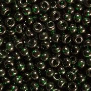 Бисер Preciosa Чехия (уп. 5 г) 50150 т.-зеленый прозрачный