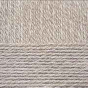 Пряжа Носочная шерсть, 100 г / 200 м, 274 серо-бежевый