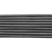 Шнур резиновый 2.5 мм Тур. №310 св.серый  рул. 100 м